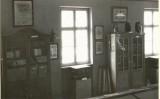 exponáty v muzeu